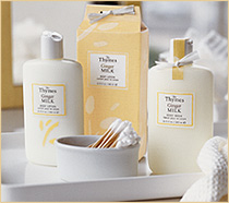 The Thymes Ginger Milk